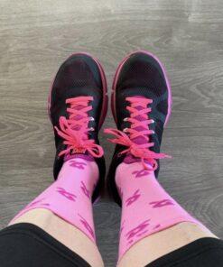 Breast Cancer Awareness Socks