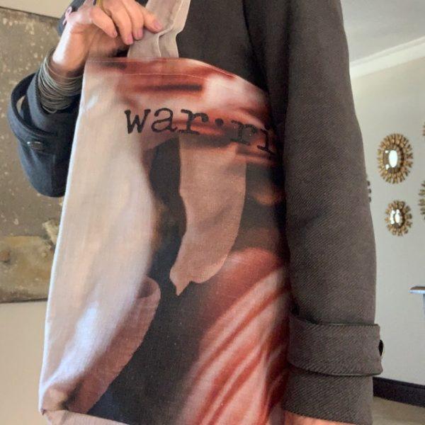 Cancer Warrior Tote Bag