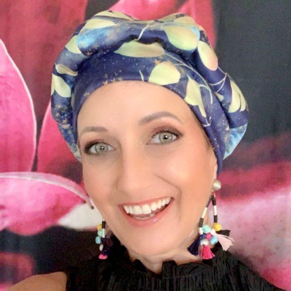 Summer Beret Chemo Hat
