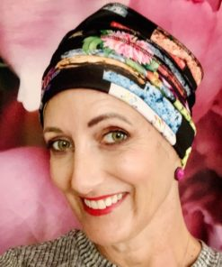 Plain Chemo Cloche Hat