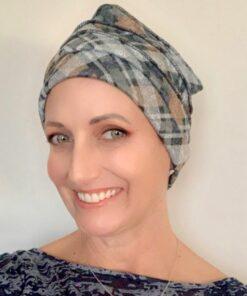 Winter Chemo Cloche Hat